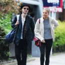 Sienna Miller Out and About In London