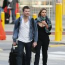 Sam Worthington and Sophie Monk