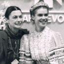 Jutta Müller and Katarina Witt