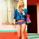 Emily VanCamp Heats Up Cosmopolitan May 2012