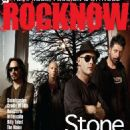 James Root, Corey Taylor, Roy Mayorga - Rock Now Magazine Cover [Italy] (October 2012)