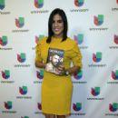 Francisca Lachapel – 'Desnudo by Jomari Goyso' Book Signing in Miami - 454 x 681