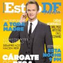 Neil Patrick Harris, How I Met Your Mother - Estilo Df Magazine Cover [Mexico] (21 May 2015)