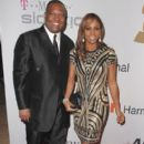 Holly Robinson Peete and Rodney Peete - 405 x 600