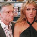 Hugh Hefner and Kimberley Conrad