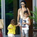 Kourtney Kardashian Takes a Boat Ride With Her Family in Miami - July 3, 2016 - 450 x 590
