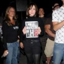 Rose McGowan - Supporters For Prop. 8 Rally In West Hollywood, 05.11.2008.