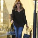 Daisy Fuentes out shopping at Barneys New York in Beverly Hills, California on December 20, 2014 - 411 x 594