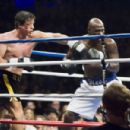 Rocky (SYLVESTER STALLONE-left) enters the ring to fight Mason Dixon (ANTONIO TARVER) in ROCKY BALBOA.) The greatest underdog story of our time is back for one final round Wednesday, December 20, 2006 and is written and directed by SYLVESTER STALLONE. Pho