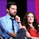 Dominic Cooper and Lara Pulver - 454 x 311