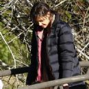 Katie Holmes - Set Of Don't Be Afraid Of The Dark In Melbourne, 2009-07-22