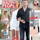 Michalis Hatzigiannis, Zeta Makrypoulia - beautiful People Magazine Cover [Cyprus] (30 August 2015)
