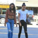 Chanel Iman out and about in Beverly Hills Ca - 431 x 600
