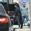 Demi Lovato – Leaving the gym in Los Angeles