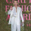 Amber Valetta – Green Carpet Fashion Awards 2018 in Milan