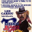 POSTER Teddy And Alice Starring Len Cariou