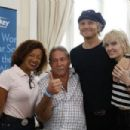 Matt Sorum from The Hollywood Vampires attend the Starkey Hearing Foundation event to support and benefit people in need at Belmond Copacabana Palace on September 24, 2015 in Rio de Janeiro, Brazil.