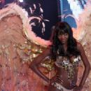Oluchi Onweagba - Victoria's Secret Fashion Show, November 16 2006