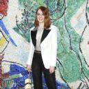 Emma Stone – Louis Vuitton 2019 Cruise Collection in Saint-Paul-De-Vence