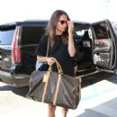 Alicia Vikander and Michael Fassbender – Catch a Flight Out of LAX 07/25/2017