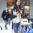 Kelly Gale – Victoria's Secret 2020 Fashion Show model fittings in NYC - 454 x 807