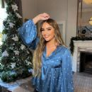Jacqueline Jossa – Winter Wonderland Xmas Collection with In The Style 2020 - 454 x 567