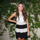 Sarah Hyland Hosts Songbirds' Album Release Party For Elle Magazine