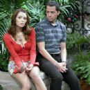 April Bowlby and Jon Cryer