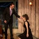 Winona Ryder At The Late Night with Jimmy Fallon (April 2013) - 454 x 255