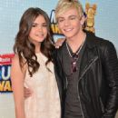 Maia Mitchell and Ross Lynch - 454 x 690