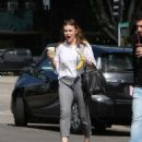 Holland Roden out in Los Angeles February 16, 2018 - 454 x 553