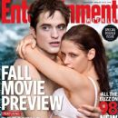 Robert Pattinson, Kristen Stewart - Entertainment Weekly Magazine Cover [United States] (19 August 2011)