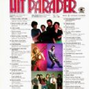 Mick Jagger, Keith Richards - Hit Parader Magazine Pictorial [United States] (October 1980)