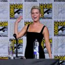 Alice Eve – Marvel's 'Iron Fist' Panel at 2018 Comic-Con in San Diego - 454 x 648