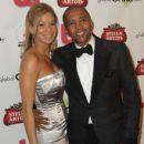 Kevin Liles and Erika Jones