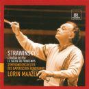 Igor Stravinsky - L'oiseau de feu - Le sacre du printemps (Symphonieorchester des Bayerischen Rundfunks feat. cunductor: Lorin Maazel)