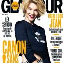 Lea Seydoux Glamour France June 2013
