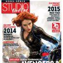 Scarlett Johansson Studio Cine Live Hors Serie Magazine N28 2015