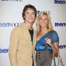 Jeremy Sumpter and Alyssa Tabit