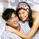 Aga Muhlach and Anne Curtis