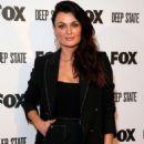 Lyne Renee – 'Deep State' TV Show Premiere in London