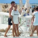 Zara McDermott – Bikini candids on vacation in Cyprus - 454 x 295