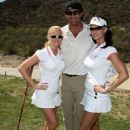 Karen McDougal - Playboy Golf Scramble