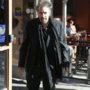 Al Pacino spotted out for lunch at Nate 'N Al's in Beverly Hills, California on December 13, 2014 - 393 x 594