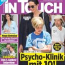 Angelina Jolie and Brad Pitt - In Touch Magazine Cover [Germany] (13 October 2016)