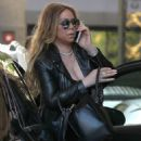Mariah Carey at Epione in Beverly Hills - 454 x 681