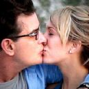 Brett Rossi and Charlie Sheen - 236 x 236