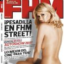 Jenna Jameson - FHM Magazine Cover [Spain] (March 2007)