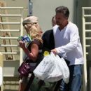 Britney Spears Enjoys Time With The Trawick Family