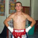 Italian male kickboxers